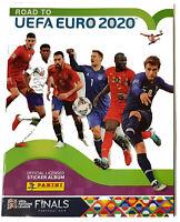 8Panini Road to Uefa Euro 2020 Sticker von 1-209 zum aussuchen