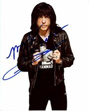 Marky Ramone Signed Autographed 8x10 Photograph
