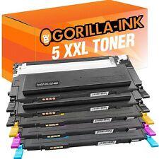 5 Toner XXL für Samsung CLP-310 N CLP-315 W CLX-3170 FN CLX-3175 FN CLT-4092