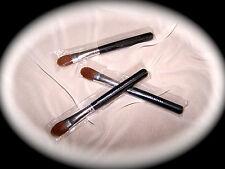X3 id Bare Escentuals LIGHT STROKE BRUSH Blending Eyeshadow 3pc Sealed Set RV$60