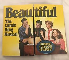 2016 Broadway Promotion Mailer Beautiful: The Carole King Musical Discount Code