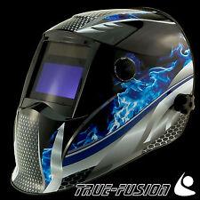 Auto assombrissement solaire Welders Welding Helmet Mask C/W Grinding Function