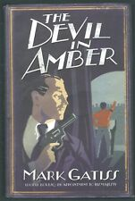 The Devil In Amber - A Lucifer Box Novel Mark Gatiss Simon & Schuster 2006 G+