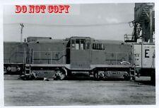 6G447 Rp 1969 Illinois Sand & Ballast Co Railroad Ge Engine Chicago Il ex Usa