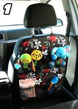Autositztasche  Rückenlehnenschutz Sitzschoner Auto Organizer (1 )