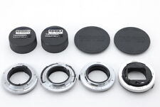 Tamron Adaptall 2  Mount Adapter Set of 4  Nikon Canon Contax Pentax From Japan