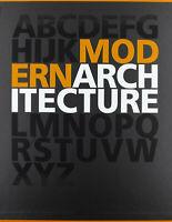 2 VOLUMI-Modern architecture A-Z. Ediz. Italiana – Illustrato-SIGILLATO
