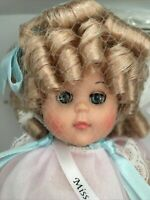Ginny MISS 1930's TOO Centennial Doll NIB Vogue, 2000, Shirley Temple curls