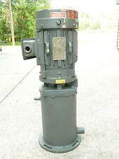 Gusher pump    model  MSC4-7-500FJ-PT  7 stage  230/460 volt   5 hp   3535 rpm