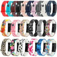 For Fitbit Inspire / HR Replacement Silicone Wristband Strap Watch Band