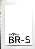 BELL & ROSS BR-S WATCH/INSTRUMENT CATALOGUE 2008 WITH PRICE LIST EX/MINT