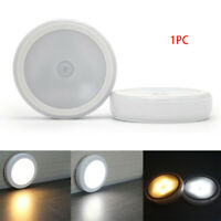 1Pc 6 LED PIR Motion Sensor Lamp Wireless Night Light Cabinet Stair Lamp