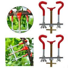 2x Tree Branch Trunk Bender Bonsai Tool Garden Alloy Steel Gardening Holder