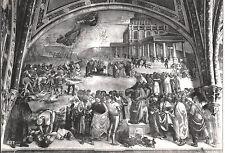 AK Orvieto - Duomo - Predicatione dell´Anticristo - (Signorello)