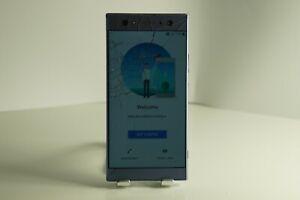 """READ"" Sony Xperia XA2 Ultra 32GB Unlocked Smartphone - Silver Crack Digitizer"