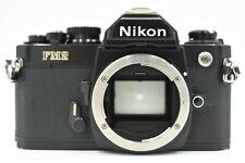 Nikon FM2N 35mm SLR Film Camera (Body Only) - Black  #P3129
