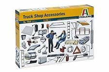 ITALERI TRUCKS - TRUCK ACCESSORIES 1/24 lorry models