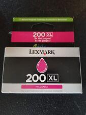 Lexmark 14L0176 (200XL) High-Yield Ink Magenta