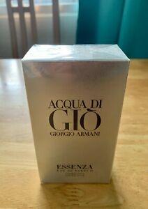 Acqua di Gio Essenza by Giorgio Armani 75 ml / 2.5 oz 2012 Batch (Discontinued)
