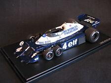Model Factory Hiro Tyrrell Ford P34 1977 1:20 #4 Patrick Depailler (FRA) (KL)