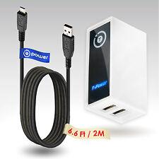 Ac adapter (6 Feet) for YI Home Camera Wireless WiFi IP Surveillance baby Monito