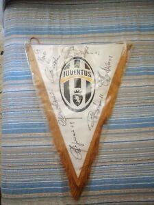 Scudetto Juventus Con Autografi