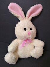 "Baby  Bunny Rabbit Plush Lovey 7"" Small Soft"