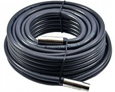 10 m Fully Assembled Digital TV Aerial Cable Extension Kit with Male - Male -
