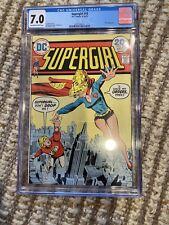 Supergirl #10 DC Comics Vintage 1974 Bronze Age Supergirl  CGC 7.0