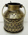 Tea Light Hand Crafted Iron Candle Party Wedding Home Room Decor Indian Art