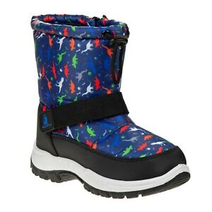 Rugged Bear Boys Snow Boots size 7-11
