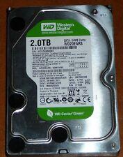 Western Digital WD20EARS 2TB CCTV Surveillance Internal Hard Drive