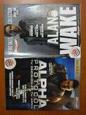 Guía doble para Alan Wake + Alpha Protocol (PS3, XBOX 360, PC) Marca Player
