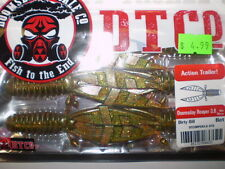 DOOMSDAY REAPER 3.8 INCH,2-PACKS PER DEAL DIRTY GILL