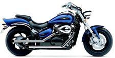 Cobra Boulevard Exhaust System - Cobra Chrome 2 Pipes 3267 Full System 3267