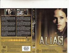 Alias-Vol 1-2001/6-TV Series USA-[The Complete Second Season:2 Disc]-DVD