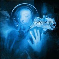 """Novembre """"The Blue"""" CD 12 tracks nuovo"""