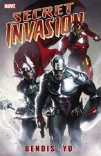 SECRET INVASION BOOK BY BRIAN MICHAEL BENDIS BRAND NEW