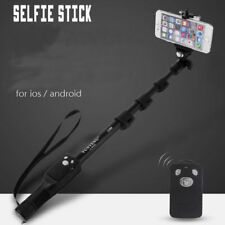 Extended Bluetooth Wireless Remote Selfie Monopod for GoPro Hero 3 4 5 Camera UK