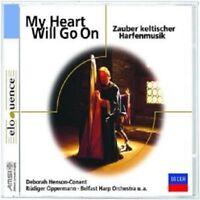 HENSON-CONANT/BELFAST HARP ORCHESTRA - ZAUBER KELTISCHER HARFENMUSIK  CD NEU