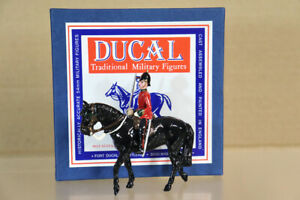 DUCAL WWI The SOUTH WALES BORDERERS 24th FOOT MOUNTED LT COLONEL OFFICER 11oa