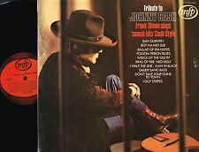 FRANK SHEEN Tribute To Johnny Cash VINYL LP UK 1972 MFP 5264 Stereo A1/B1 @Exclt