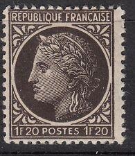 FRANCE TIMBRE NEUF N° 677 ** CERES DE MAZELIN