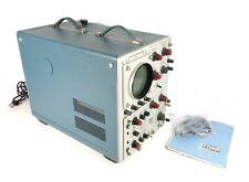 Tektronix 543b Oscilloscope Cathode Ray Powers On Untested