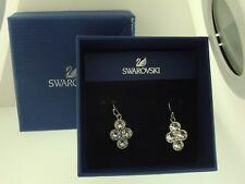 Beautiful Swarovski Crystal Dangle Earrings! Approx. 6 Carats!