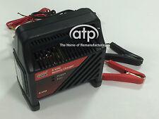 Nuevo Autocare 6 Amp 12v Cargador de batería adecuado para las baterías de ácido 12Ah - 80AH