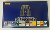 POLECONOMY - The Power Game - Vintage Board Game - 1983 - BRAND NEW