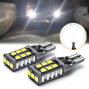 LED Backup Reverse Light Bulbs 912 921 6000K White for Nissan Frontier 2005-2019