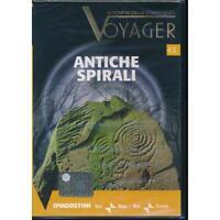 Antiche Spirali - Voyager ai confini della conoscenza n.43 - DVD DL006760