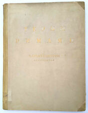 """1939 Charles Cameron Architect """"TERMS of ROMANS"""" Illustrated Book Russian Edit."""